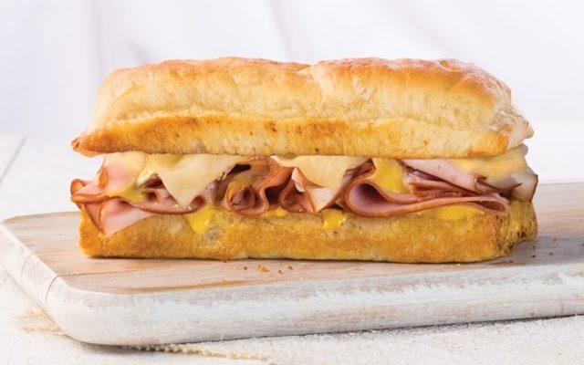 Earl of Sandwich: restaurante barato em Orlando