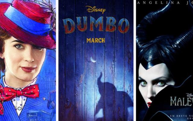Novos filmes da Disney Live-Action, veja o que vem por ai!