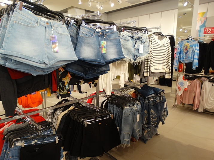 Forever 21 Orlando Jeans