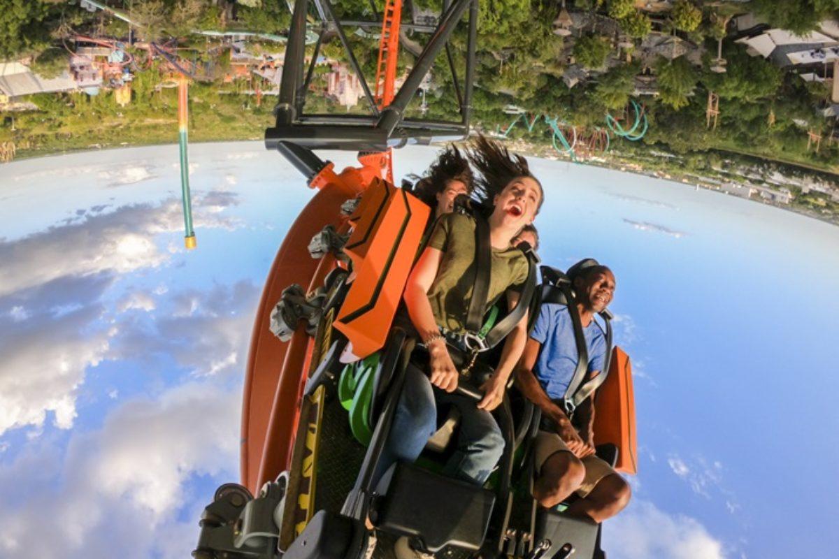 Tigris: nova montanha russa do Busch Gardens será a mais alta