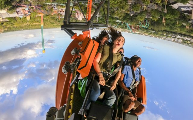 Tigris: nova montanha russa do Busch Gardens será a maisalta