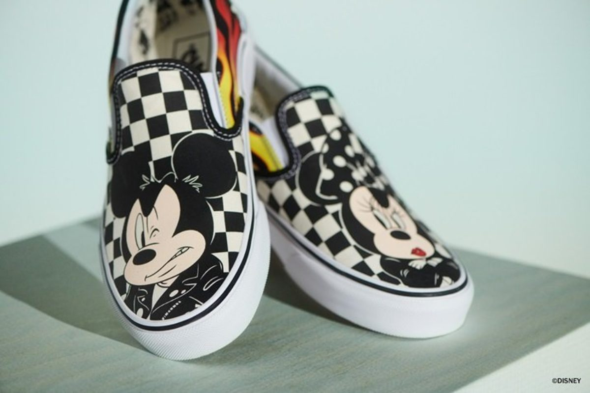 Vans Mickey 90 anos