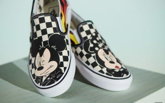 Vans Mickey 90anos