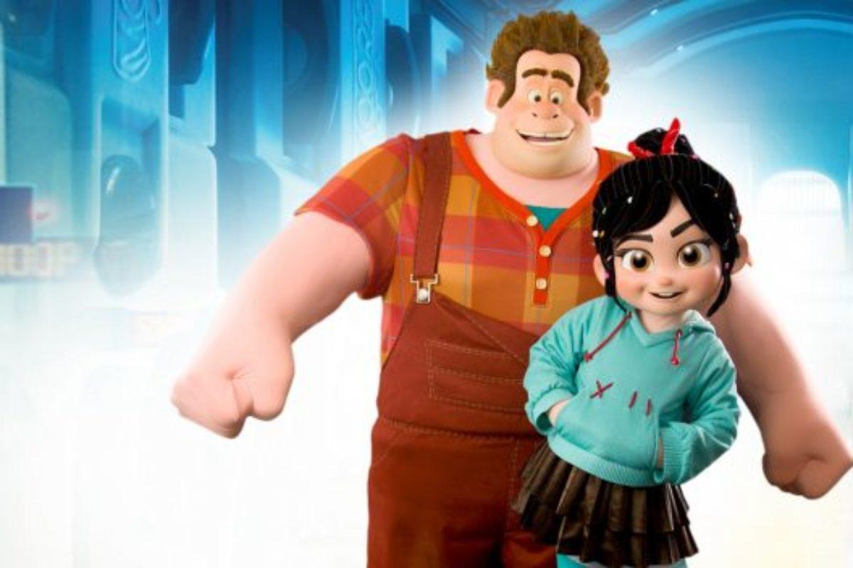 Novo encontro com Ralph e Vanellope na Disney