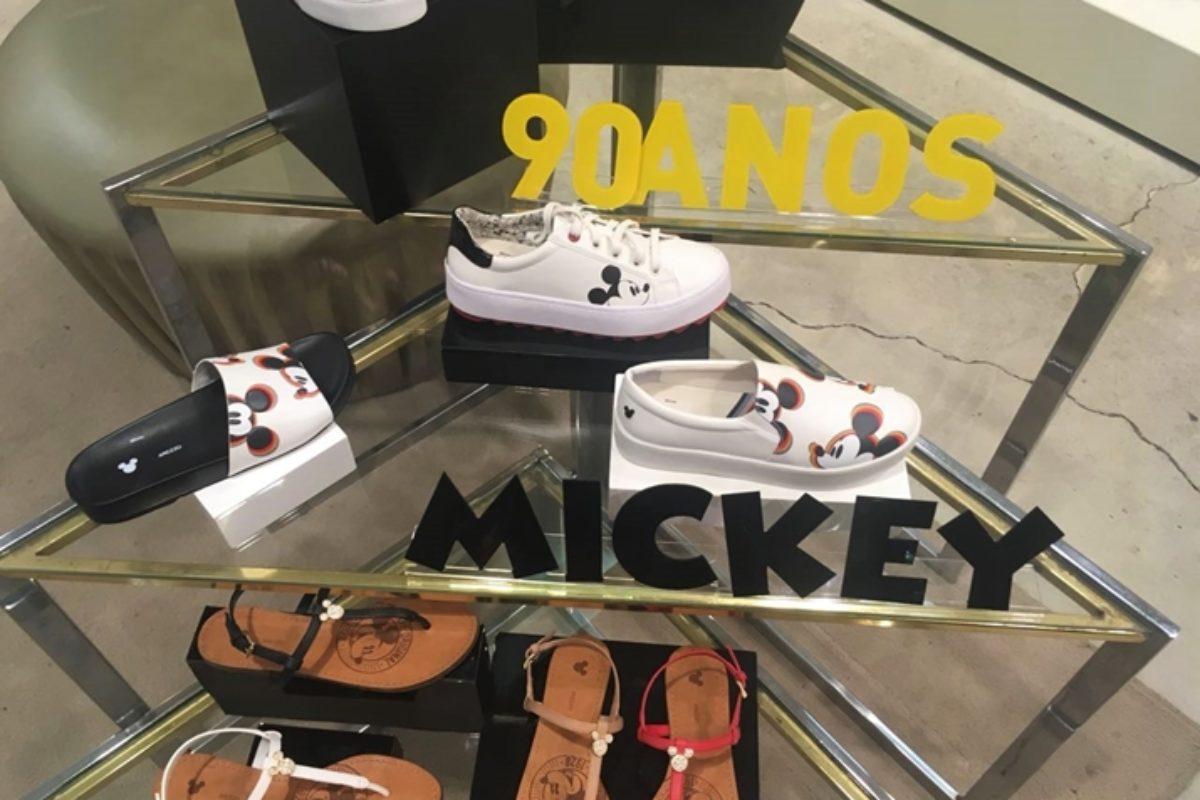 Arezzo Mickey 90 anos- pode querer tudo?