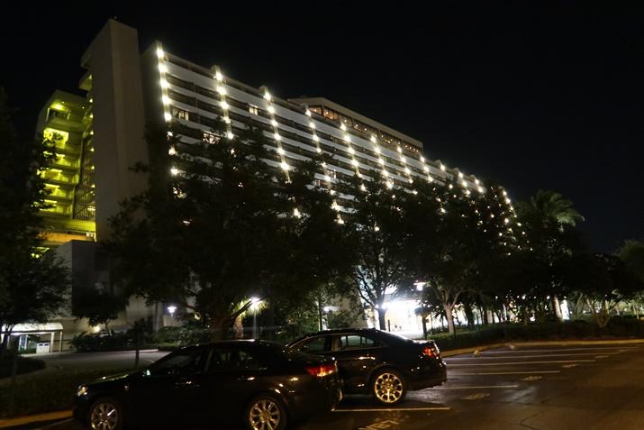California Grill Contemporary Resort