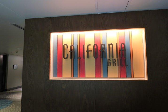California Grill restaurante