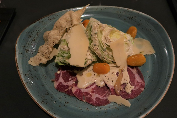 California Grill salada