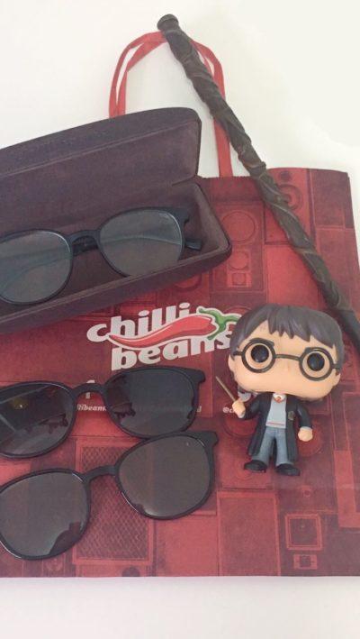 8391f59ec24 Chilli Beans Harry Potter está uma perfeição!