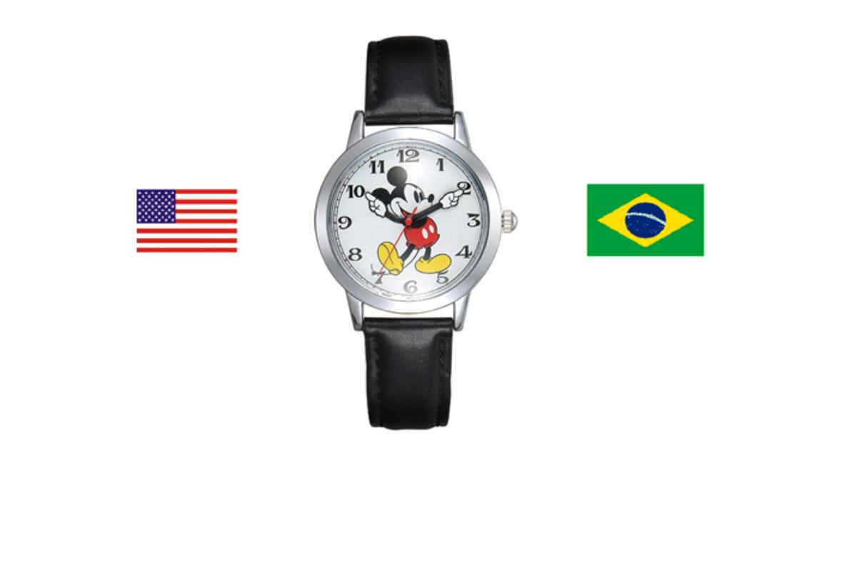 Horário em Orlando x Brasil: entenda o fuso horário