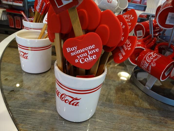 Loja da Coca-Cola compras