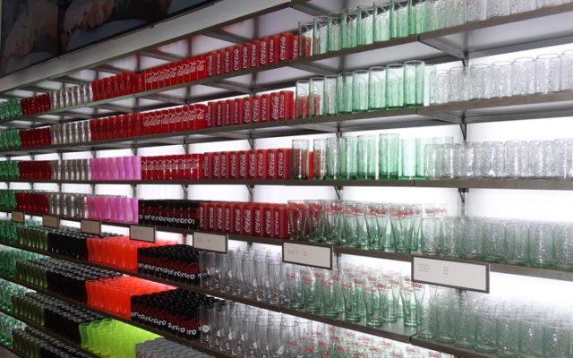 Loja da Coca-Cola em Disney Springs: é muito legal!
