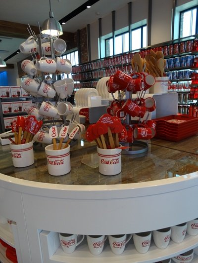 Loja da Coca-Cola Acessorios cozinha