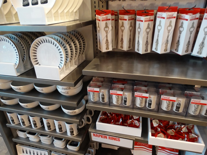 Loja da Coca-Cola Cozinha