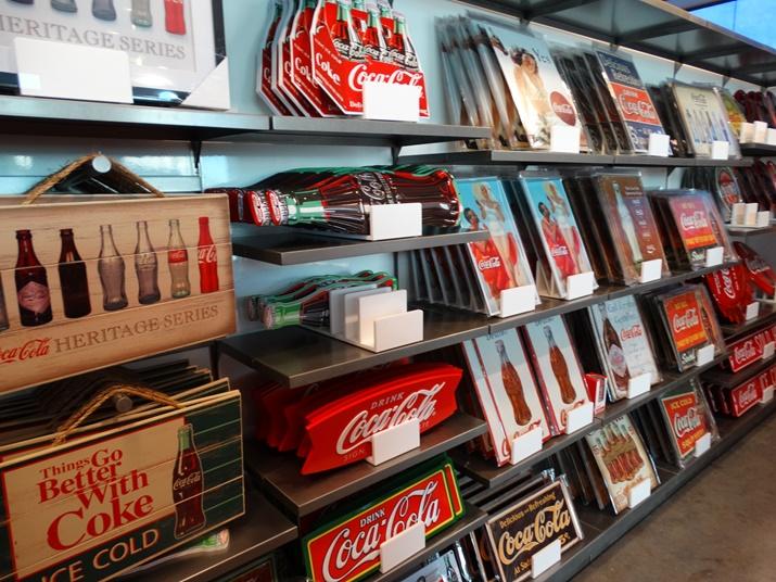 Loja da Coca-Cola Orlando