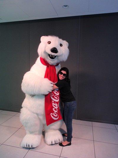 Loja da Coca-Cola Urso