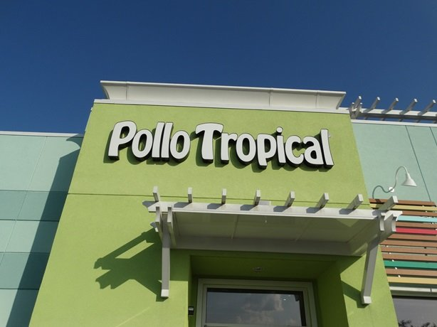 Restaurante Pollo Tropical Orlando The Crosslands