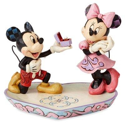 Disney topo de bolo Mickey e Minnie