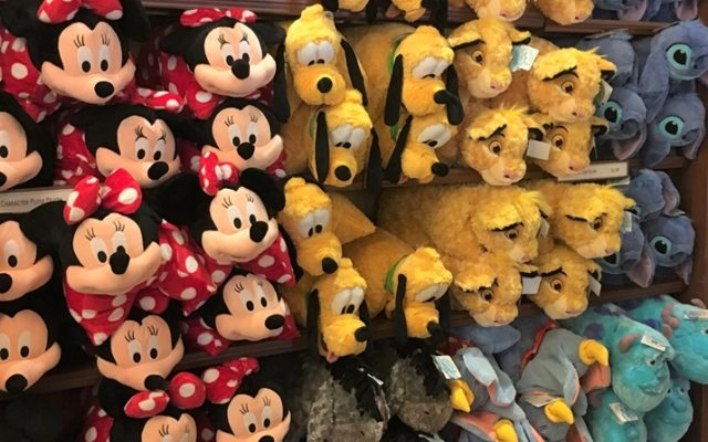 World of Disney: a maior loja da Disney no mundo