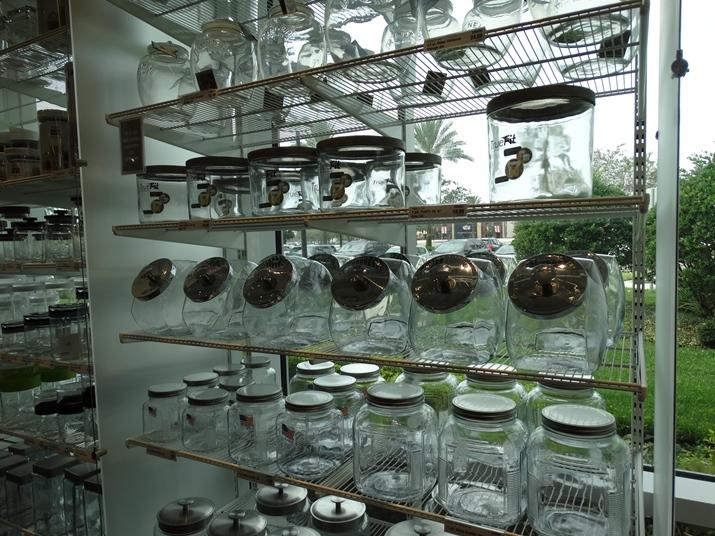 the container store cozinha