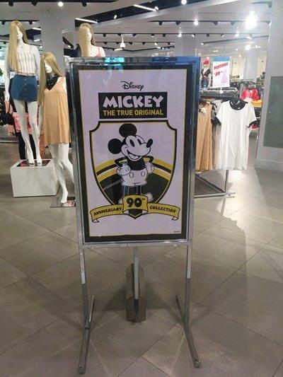 Forever 21 Brasil Mickey Mouse