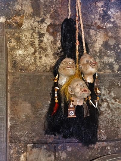 Três Vassouras Bar Cabeça de Javali