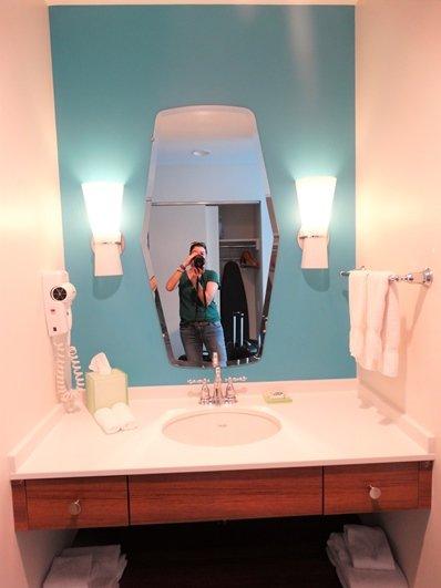 Universal Cabana Bay Banheiro