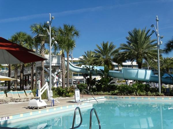 Cabana Bay Piscina Hotel