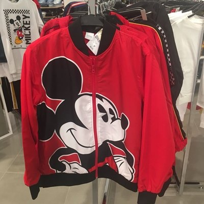Forever 21 Brasil Mickey Mouse Casaco