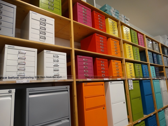 The Container Store arquivos
