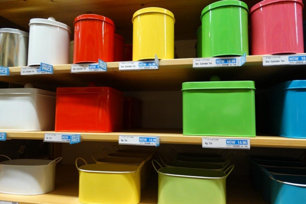 The Container Store Orlando: loja de organização para casa