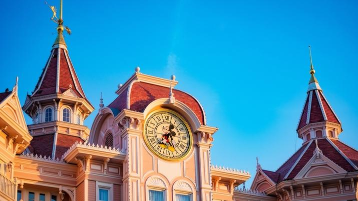Onde fica a Disney Paris