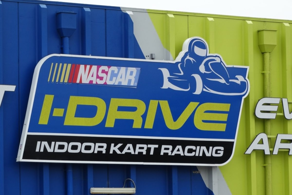 I‑Drive NASCAR: Kart em Orlando para se divertir!