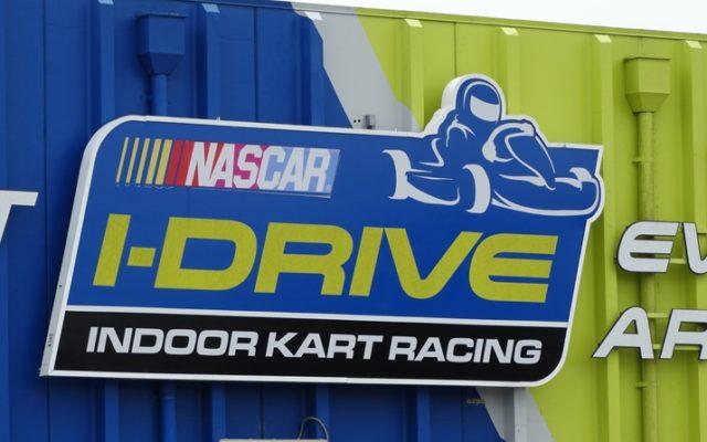 I-Drive NASCAR: Kart em Orlando para se divertir!