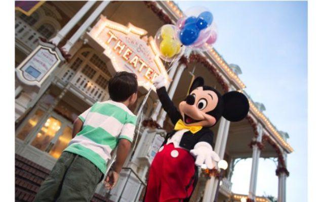Comemoração de 90 anos do Mickey no Magic Kingdom!