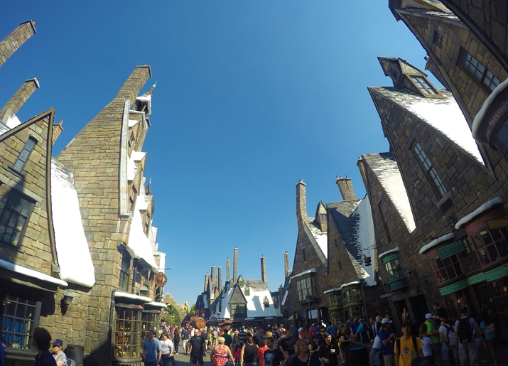 Islands of Adventure Hogsmeade