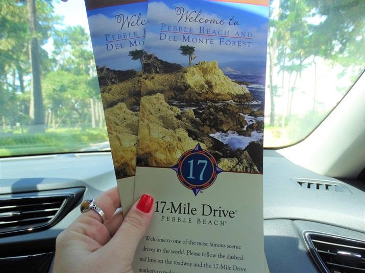 Roteiro Califórnia 17 mile drive