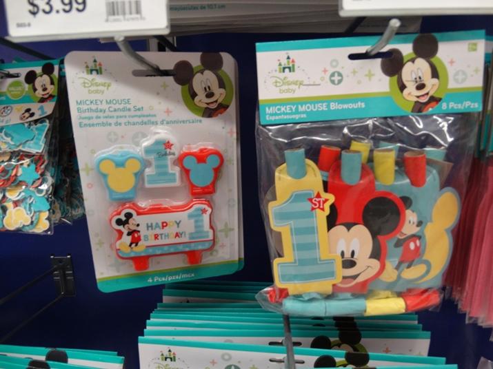Party City Orlando Mickey Disney