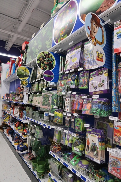Party City Orlando Toy Story