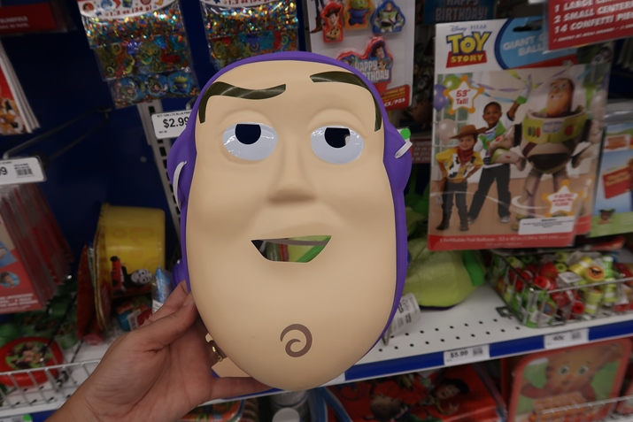 Party City Orlando Toy Story Lembrancas