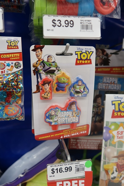 Party City Orlando Toy Story Aniversario