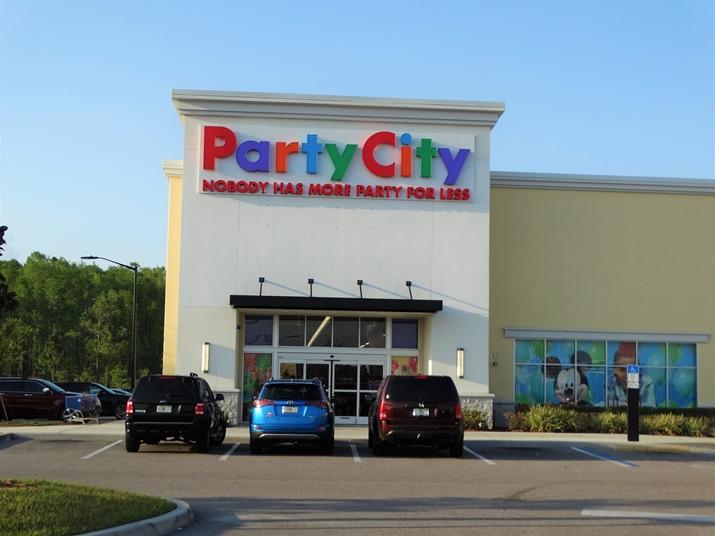 Party City Orlando loja