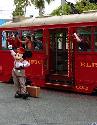 Roteiro Califórnia com Disney