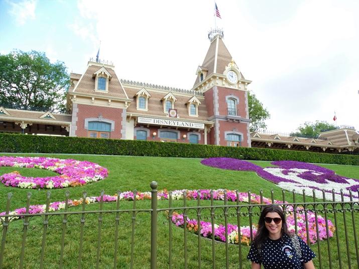 Roteiro Califórnia Disney