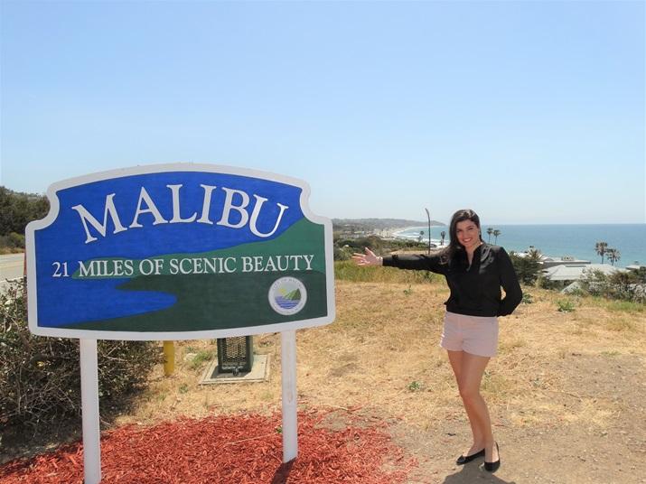 Roteiro Califórnia Malibu
