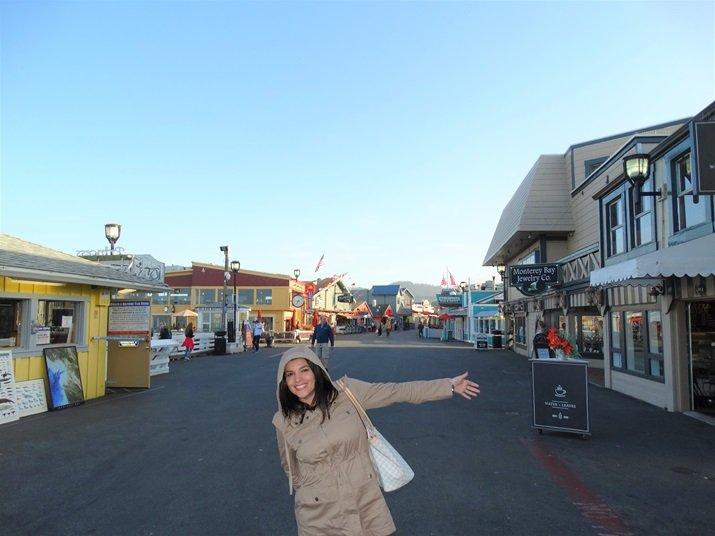 Roteiro Califórnia Monterey
