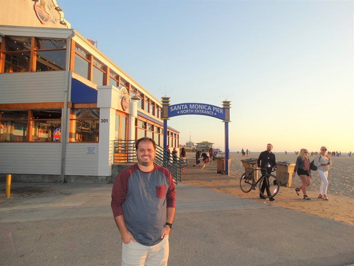 Roteiro Califórnia Santa Monica