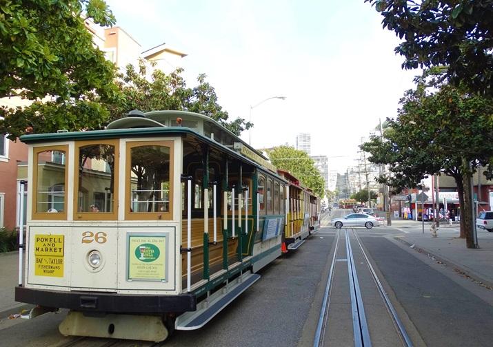 Roteiro Califórnia San Francisco