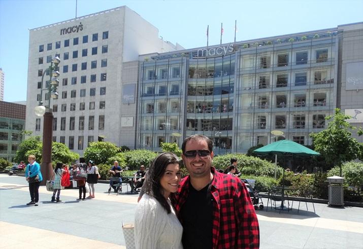 Roteiro Califórnia Union Square