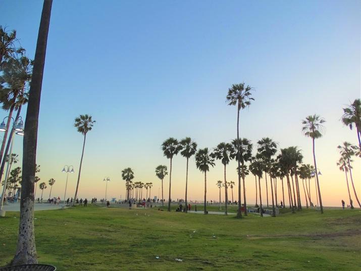 Roteiro Califórnia Venice Beach